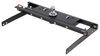 Curt Double Lock, Flip and Store Underbed Gooseneck Hitch w/ Installation Kit - 30,000 lbs Manual Ball Removal C60734