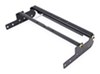 Curt Overbed, Folding Ball Gooseneck Trailer Hitch with Installation Kit - 30,000 lbs 6000 lbs TW C61332-52
