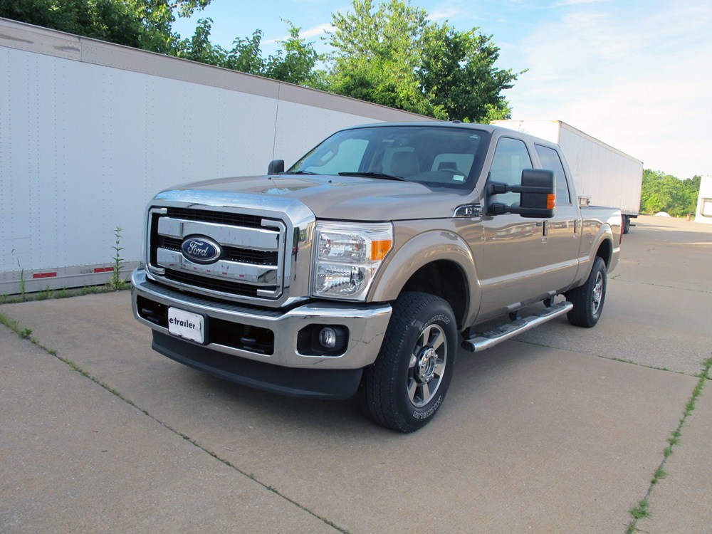 2016 ford f 250 super duty gooseneck curt. Black Bedroom Furniture Sets. Home Design Ideas