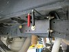 Gooseneck C630-644 - Automatic Ball Removal - Curt on 2011 Ford F-250 and F-350 Super Duty