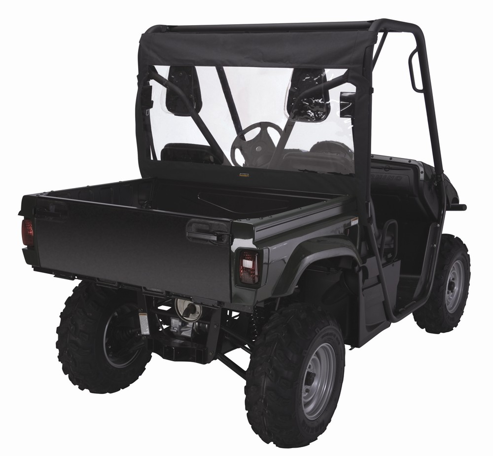 Classic Accessories Vinyl UTV Rear Window - Yamaha Rhino Clear CA78637