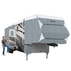 Classic Accessories PolyPRO 3 Deluxe Extra Tall 5th Wheel or Toy Hauler Cover - XT Model 7