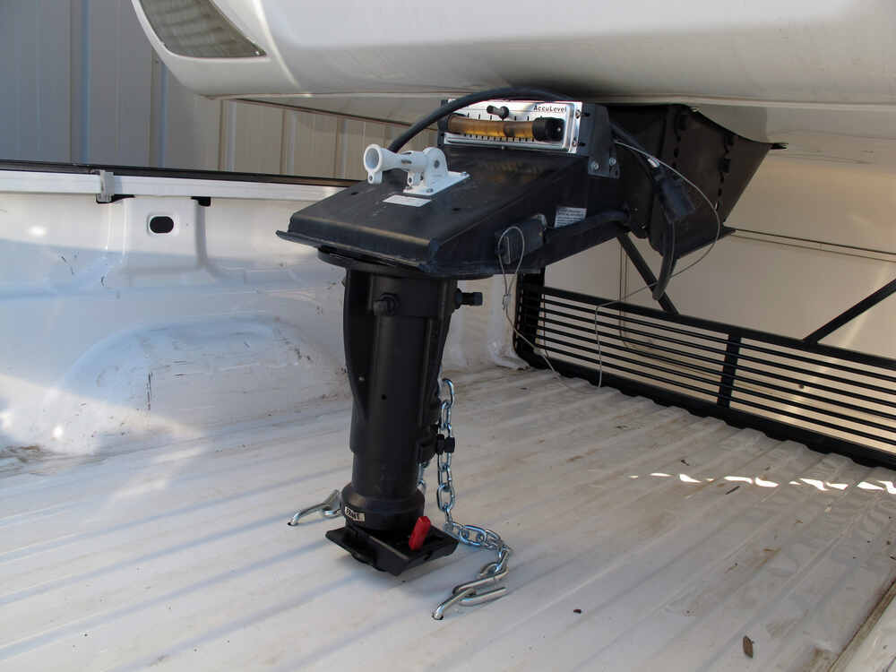 Convert A Ball Cushioned 5th Wheel To Gooseneck Adapter 12 To 16