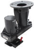 CAB-C5GX1216 - Adjustable Height Convert-A-Ball Adapts Trailer
