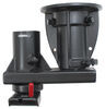 "Convert-A-Ball Cushioned 5th-Wheel-to-Gooseneck Adapter w/ Offset - 12"" to 16"" Tall Adjustable Height CAB-C5GX1216"