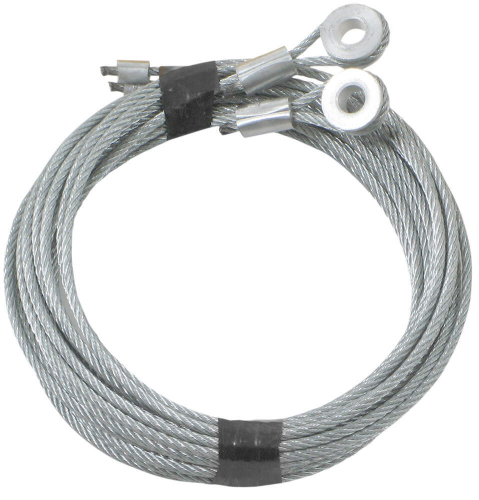 Replacement Cables for Enclosed Trailer Ramp Spring M-3 Accessories