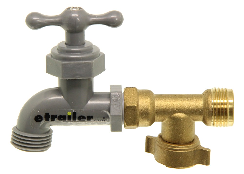 Camco Rv Exterior Water Faucet Plastic Camco Rv Fresh Water Cam22463