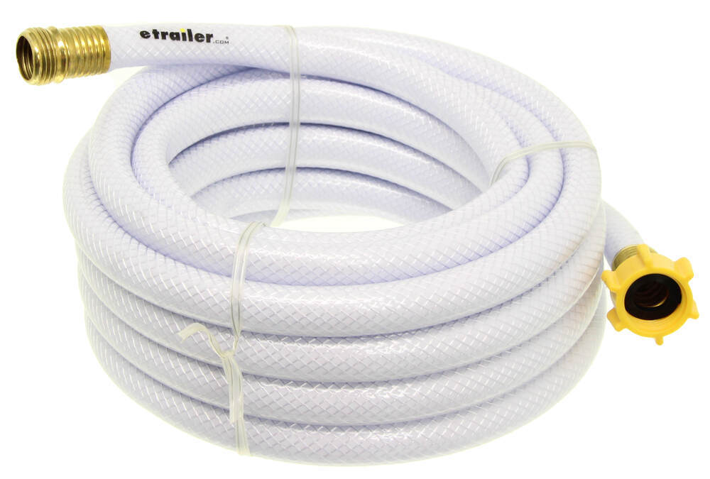 "Camco RV Drinking Water Hose - 5/8"" Inner Diameter - 25"