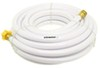 "Camco RV Drinking Water Hose - 5/8"" Inner Diameter - 50' Long Standard Hose CAM22793"