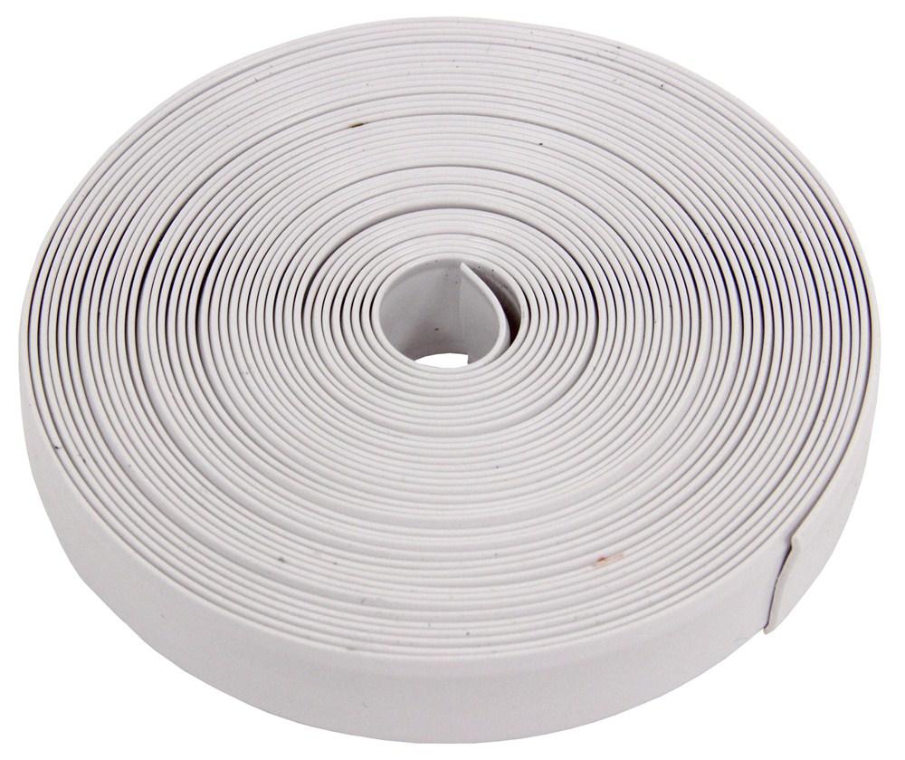 Camco Rv Vinyl Trim Insert White 25 Long X 3 4 Quot Wide