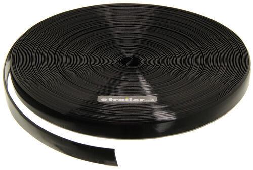 Camco Rv Vinyl Trim Insert Black 100 Long X 1 Quot Wide