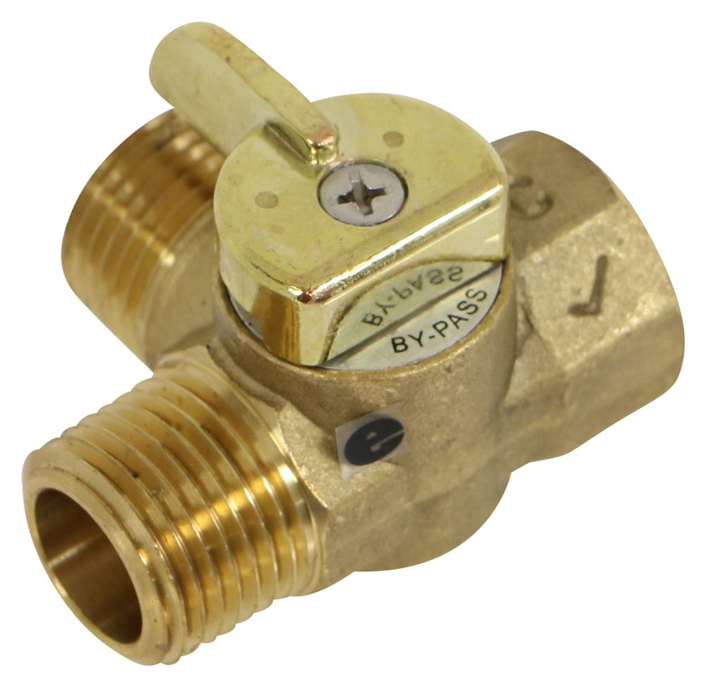 Camco Replacement 3 Way Valve For Winterization Bypass