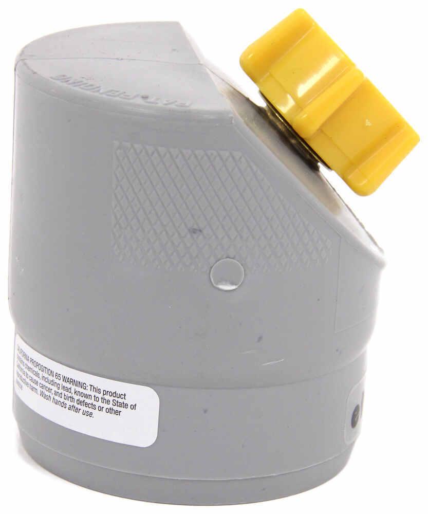 Easy slip rv gray water drain adapter camco plumbing