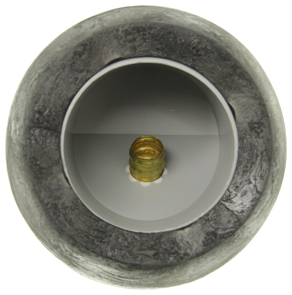 Camco rv gray water drain adapter w seal