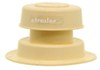 Camco RV Replacement Plumbing Vent - Colonial White Vent Assembly CAM40132