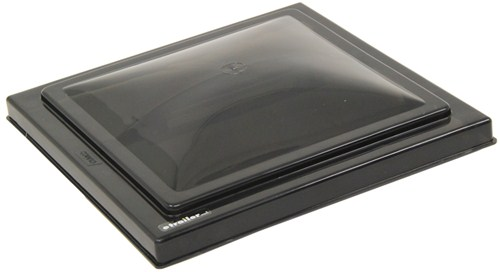 Replacement Lid For Jensen Rv Roof Vent W Pin Style Hinge Polypropylene Smoke Camco Rv