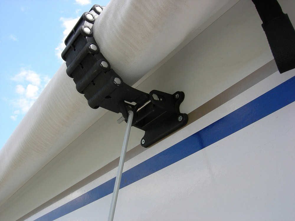 Camco Rv Awning Clamp Black Camco Accessories And Parts