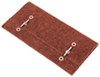 "Camco RV Step Rug - 18"" Wide - Brown Brown CAM42921"