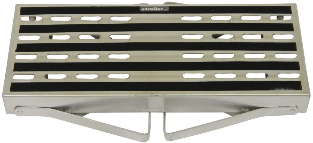 Terrific Camco Folding Step Stool Steel 19 Long X 8 Wide X 9 3 Alphanode Cool Chair Designs And Ideas Alphanodeonline