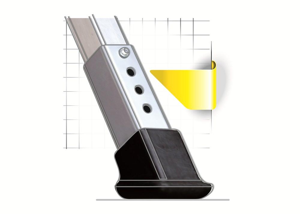 Camco Adjustable Height Platform Step Aluminum 19