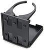 Camco Adjustable Drink Holder - Black Drink Holder CAM44044