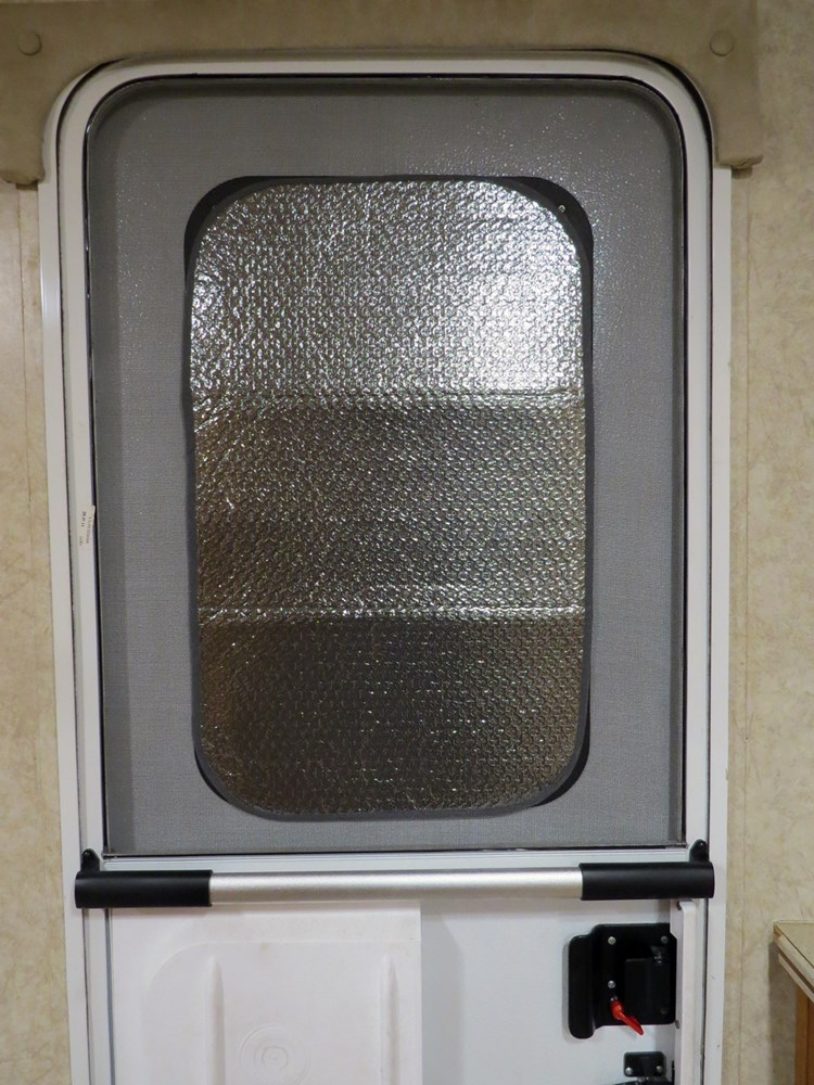 Camco Sunshield Reflective Motor Home Window Cover For
