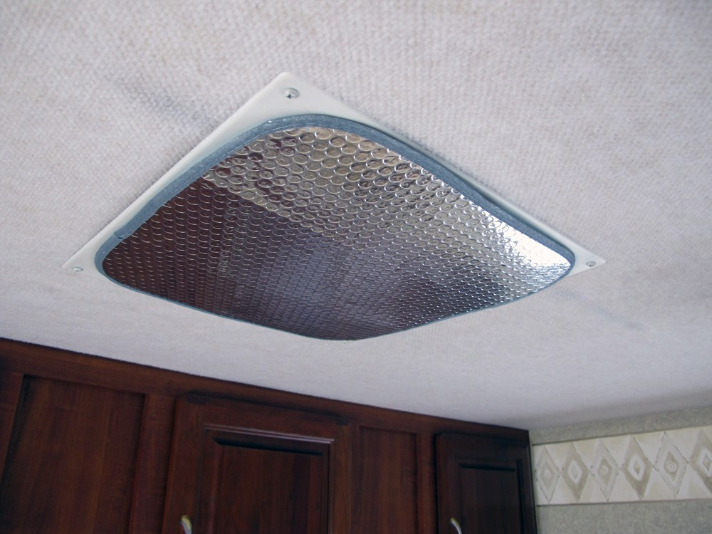 Camco Sunshield Shade For Rv Roof Vents Camco Rv Vents And
