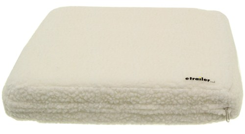 Camco Insulator For Rv Roof Vents Removable Fleece Cover