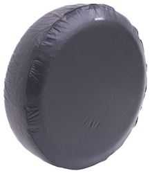 "Camco Vinyl Spare Tire Cover - 27"" Diameter - Black"