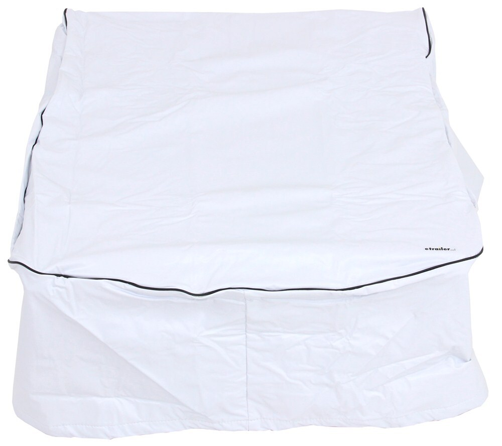 CAM45392 - White Camco RV Covers
