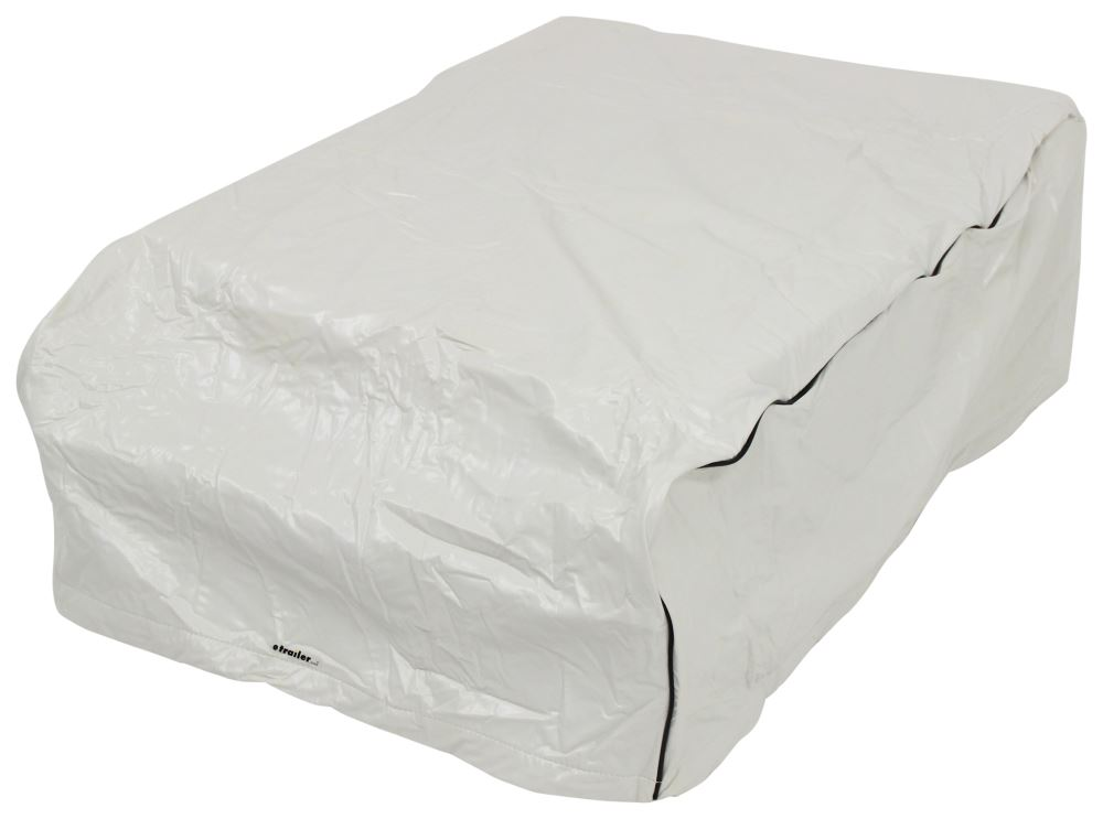 Super C Rv Covers : Camco rv vinyl air conditioner cover for coleman mini and