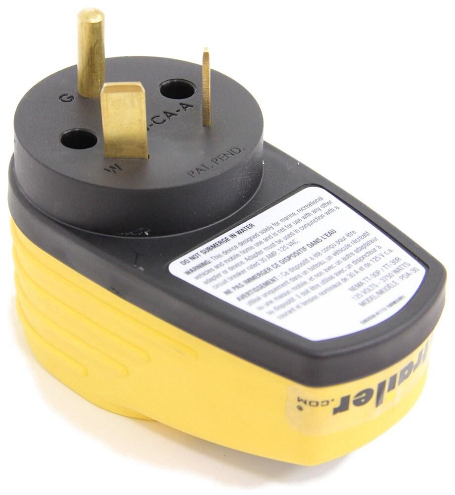 Camco Rv Power Defender Voltage Analyzer 125v 30 Amp