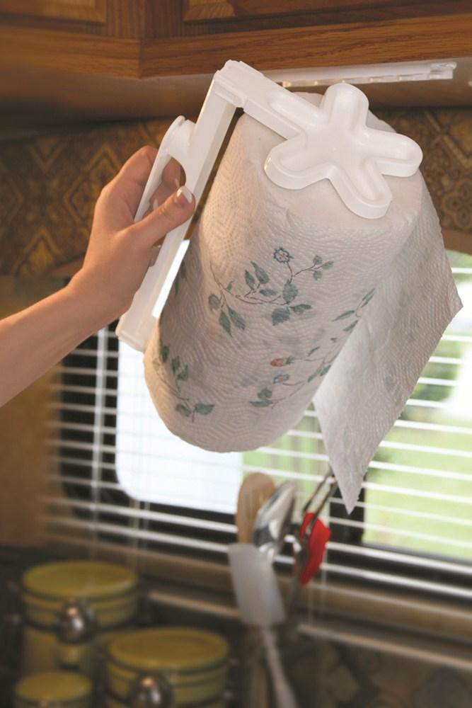 Camco Pop A Towel Paper Towel Dispenser Camco Rv Kitchen
