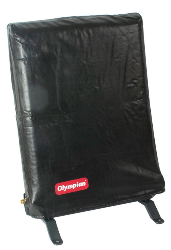 Portable Camper Covers : Camco custom fit dust cover for olympian wave catalytic