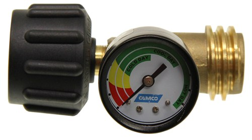 Camco Propane Cylinder Gas Gauge And Leak Detector Camco