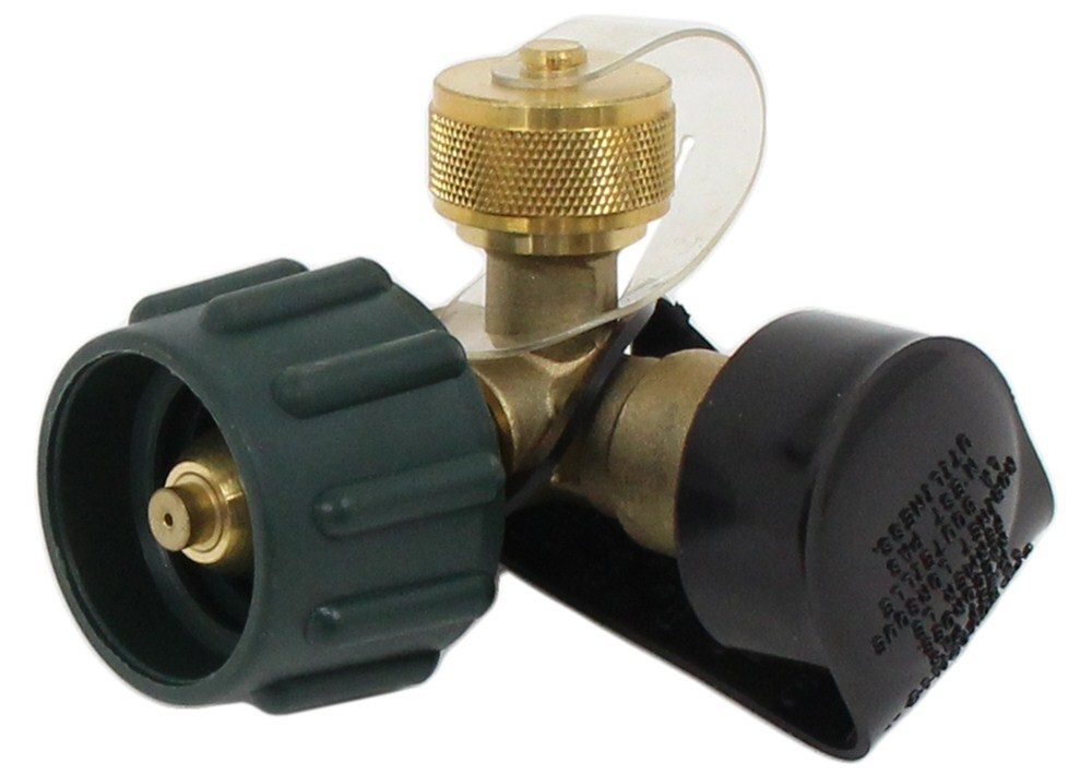 Camco 90 Degree Brass Propane Tee W 3 Ports Camco Propane