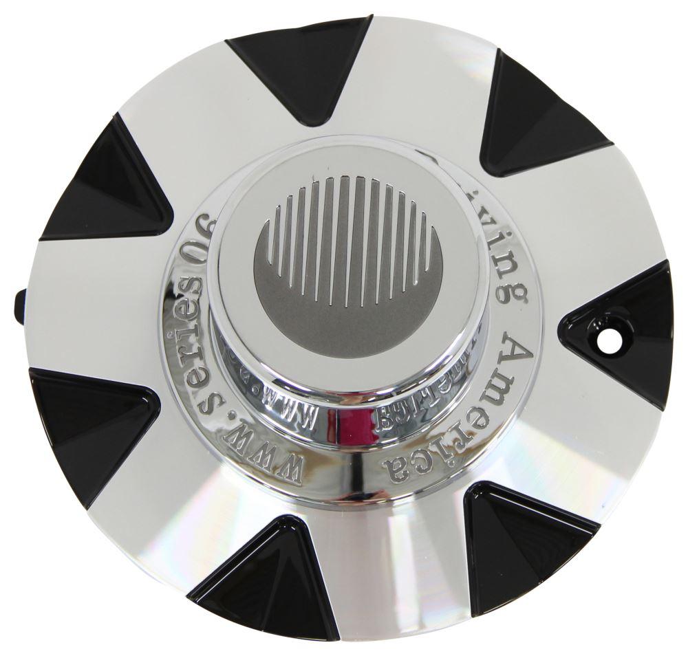 """06: Replacement Center Cap For 16"""" Aluminum Hi-Spec Series 06"""