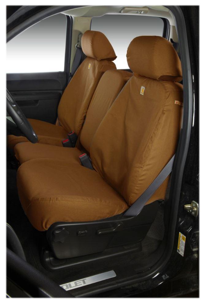 2015 Chevrolet Silverado 2500 Seat Covers Covercraft