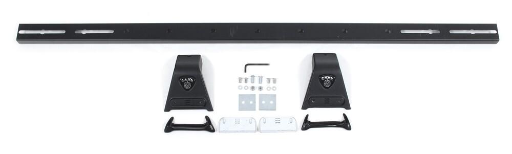 Carr M Profile Light Mounting Bar Black Powder Coated