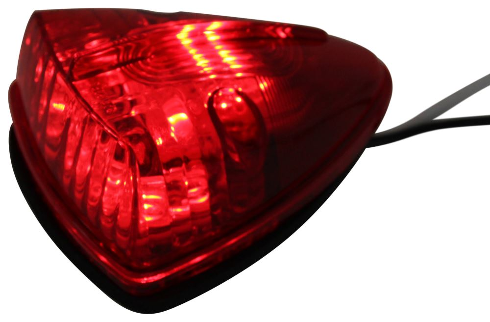 Triangular Led Trailer Clearance And Side Marker Light Or