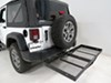 Stromberg Carlson Class III,Class IV Hitch Cargo Carrier - CC-100 on 2014 Jeep Wrangler
