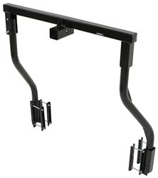"Stromberg Carlson Bike Bunk Trailer-Mounted Bike Rack Carrier for A-Frame Trailers - 2""-100 lbs - CC-275"