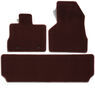 Covercraft Premier Custom Auto Floor Mats - Carpeted - Front and Rear - Wine Wine CC76340594