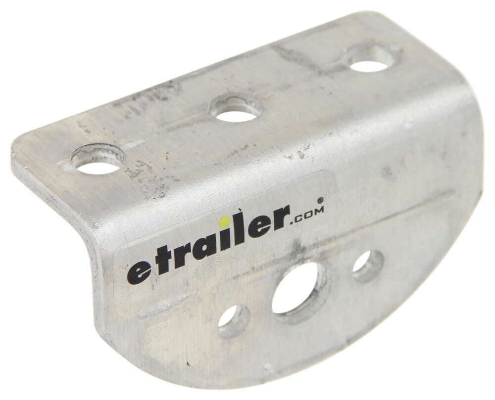 """CE Smith Swivel Bracket for Boat Trailers - Aluminum - 2-1/2"""" Hole Centers - Qty 1 2-1/2 Inch Hole Length CE10206AA"""