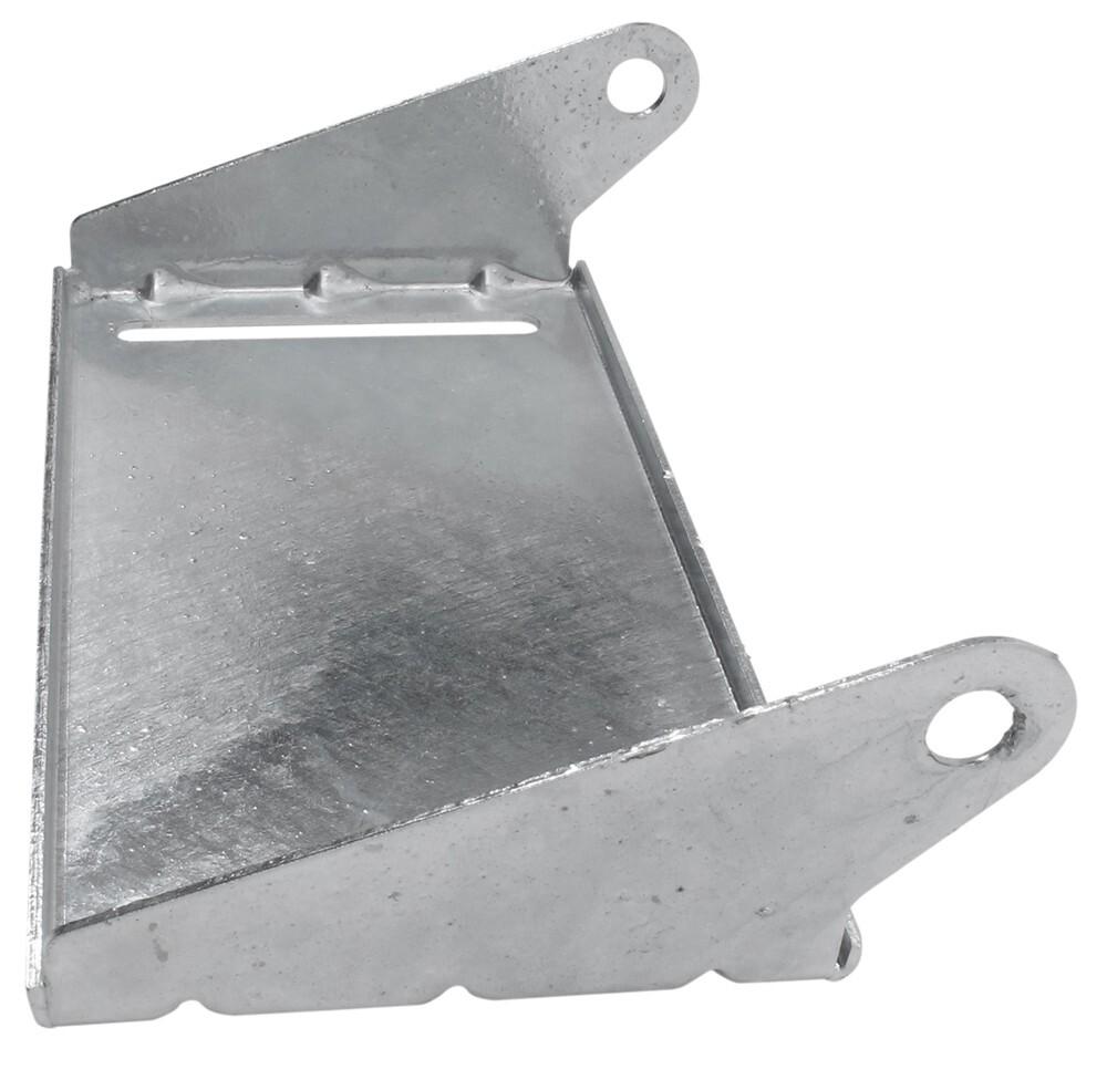 "CE Smith Panel Bracket for 12"" Boat Trailer Rollers - Galvanized Steel Panel Bracket CE10305G"