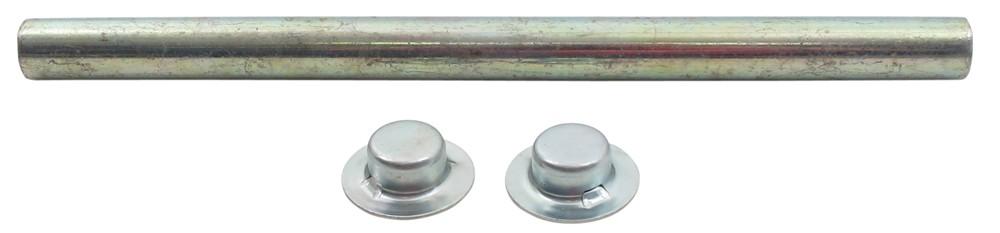 """Spool roller shafts 8/"""" Bow BOAT TRAILER  ROLLER SHAFT /& PAL NUTS Keel"""