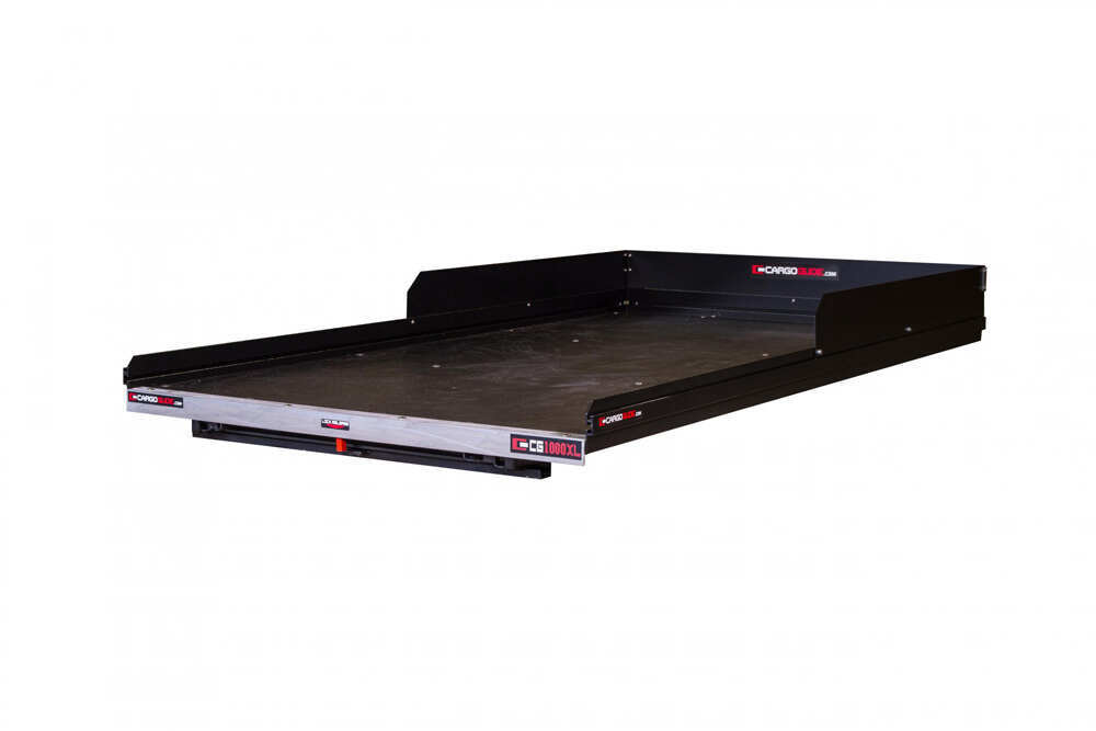 CG1000XL-6548 - 0 Side Rollers CargoGlide Slide Out Cargo Trays
