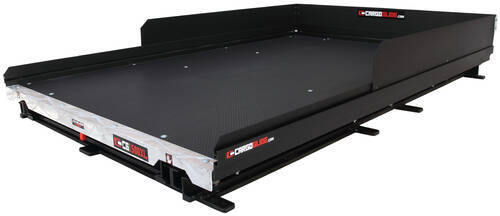 "CargoGlide 1500XL Sliding Tray for Trucks - Heavy Duty - 1,500 lbs - Steel Frame - 8"" Rail ..."