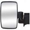 "CIPA Adjustable Side Mirror for Golf Carts - 7-11/16"" x 4-5/8"" - Square Clamp - Qty 1 7-11/16L x 4-5/8W Inch CM01140"