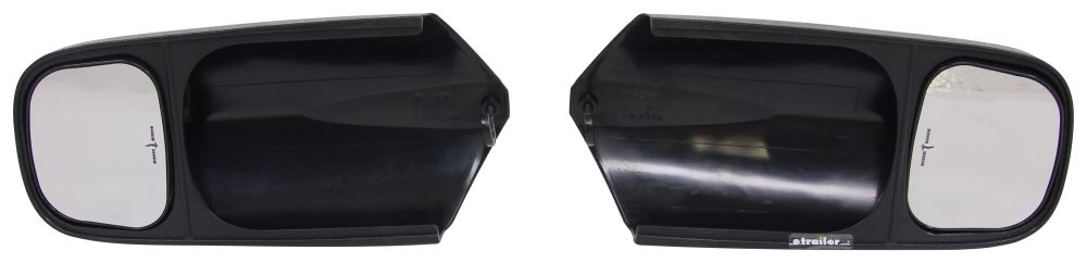 CIPA Custom Towing Mirrors - Slip On - Driver Side and Passenger Side Fits Driver and Passenger Side CM10000-2